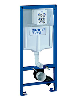 Related Grohe Rapid SL 1.13m WC Bracket With Cistern - 38528001