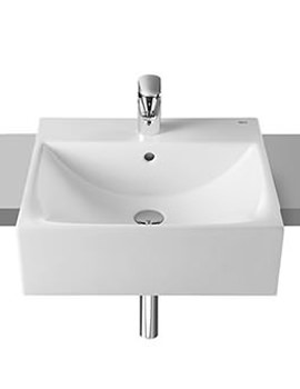 Diverta Semi Countertop Basin 500mm Wide - 32711S000