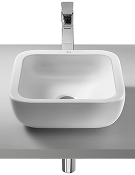 Khroma Countertop Basin 400mm Wide - 327654000