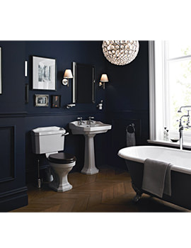 Heritage Granley Traditional Bathroom Suite