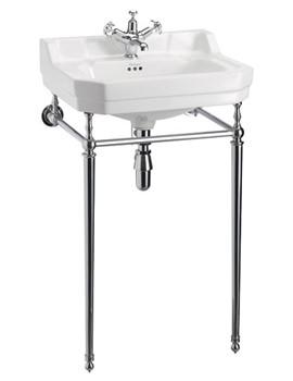 Edwardian 560mm Medium Basin And Wash Stand - B4 1TH - T22A