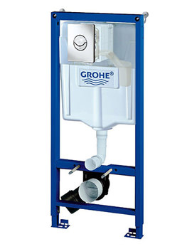 Related Grohe Rapid SL Skate Fresh 4 In 1 WC Bracket Set - 38884 000