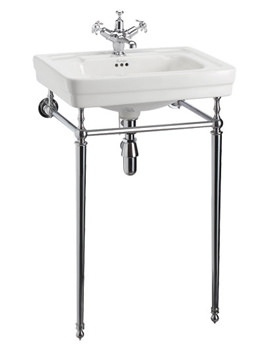 Contemporary Medium Basin And Wash Stand - B1 1TH - T22A