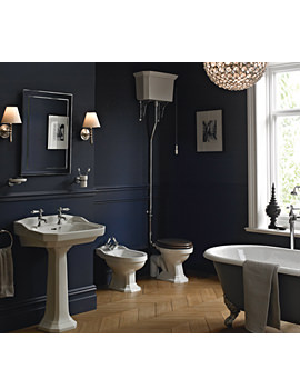 Granley Traditional Bathroom Suite - 2