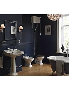 Heritage Granley Traditional Bathroom Suite - 2