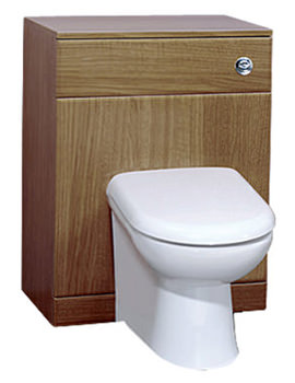Gem Calvados Back-To-Wall WC Unit 535 x 766mm - GEM003C
