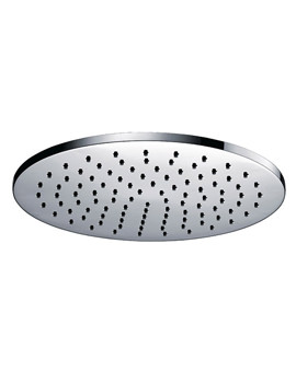 Deluxe Round Brass Shower Head 300mm - KI071B