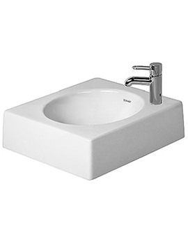 Related Duravit Architec Above Counter Basin Grinded 400 x 400mm - 0320400000