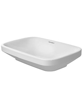 Related Duravit DuraStyle 600mm Grinded Washbowl - 0349600000