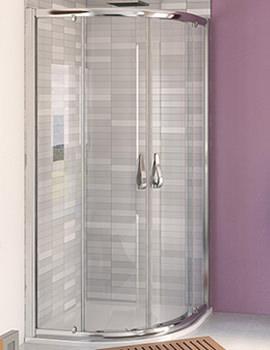 6 Quadrant Shower Enclosure 800mm