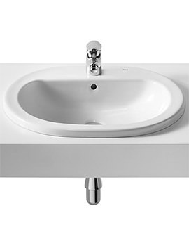 Coral-N In Countertop Basin 560mm Wide - 327898000
