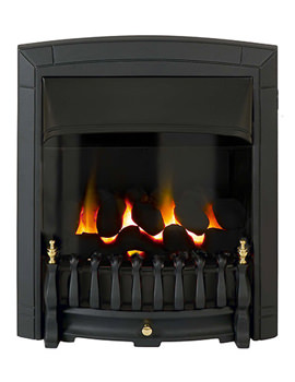 Valor Dream Balance Fuel No Chimney Gas Fire Black - 05541G1