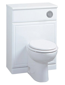 Related Tavistock Aspen 620mm White Back To Wall WC Unit - A62B