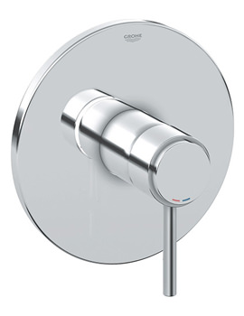 Related Grohe Spa Atrio Concealed Shower Mixer Trim Set - 19463001