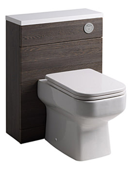 Related Roper Rhodes Profile Mali 600mm Back To Wall WC Unit With Worktop