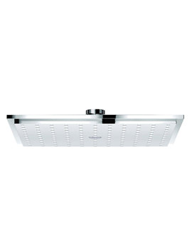 Grohe Spa Rainshower Allure Chrome Plated Square Shower Head