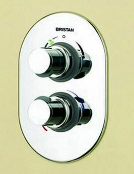 Artisan Thermostatic Shower Valve With Integral Diverter