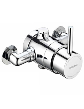 Prism Thermostatic Surface Mounted Shower Valve - PM SQSHXVO C