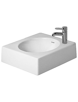 Related Duravit Architec 450mm Above Counter Ground Basin - 0320450000