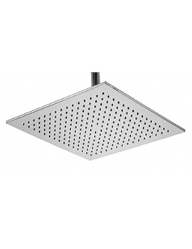 Square Shower Head 350mm - 55641