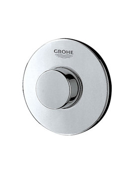 Adagio Air Button Chrome - 37761000