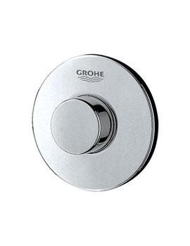 Adagio Air Button Chrome - 37761000