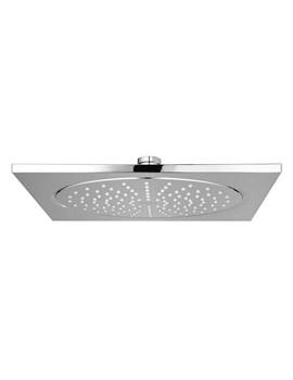 Rainshower F-Series 254mm Head Shower Chrome
