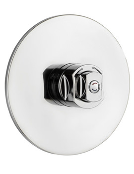 Cosmo Concealed Thermostatic Shower Valve - 50080