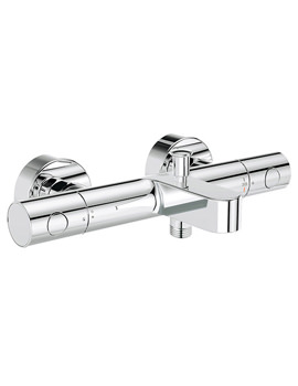 Grohtherm 1000 Cosmo Thermostatic Bath Shower Mixer - 34215000