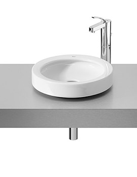 Related Roca Orbita On Countertop Basin 420mm Dia - 327222000