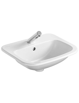 Planet 21 Countertop 500mm Washbasin - S248401