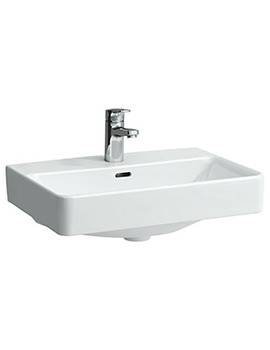 Related Laufen Pro A 550 x 380mm Compact Basin With Undersurface Ground