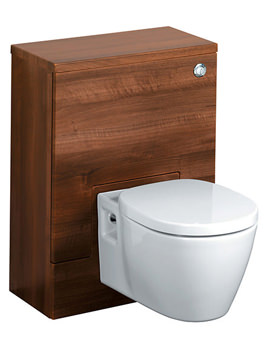 Related Ideal Standard Concept 500 x 300mm WC Unit American Oak - E6453SO