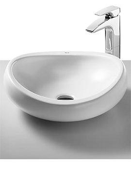 Urbi 1 On Countertop Basin 450mm Wide - 327225000