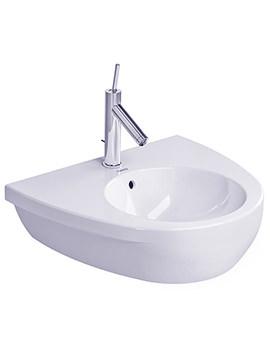 Related Duravit Starck 2 Countertop Wash Bowl 550 x 470mm - 041155