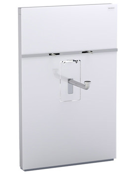 Geberit Monolith Sanitary Module For Wall Hung Basin And Tap - 131.051.SI.1