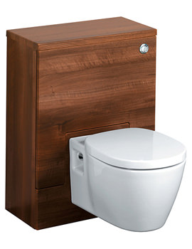 Related Ideal Standard Concept 600 x 300mm WC Unit American Oak - E6455SO