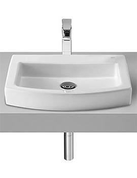 Roca Hall Countertop Basin 520mm x 440mm - 327882000