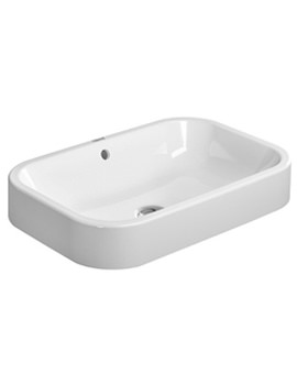 Happy D2 600 x 400mm Ground Wash Bowl - 2314600000