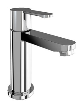 Crystal Mini Basin Mixer Tap Chrome - CTA8