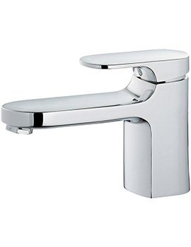 Moments Single Lever 1 Tap Hole Bath Filler Tap