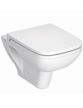 VitrA S20 Pan With Seat - 5505L003-0101