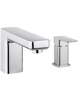 Atoll Deck Mounted Bath Filler Mixer Tap - AT421DC