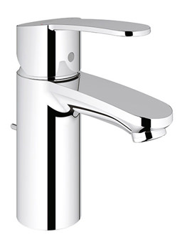 Eurostyle Cosmopolitan Monobloc Basin Mixer Tap With Pop Up Waste