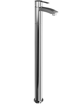 Sapphire Extended Floor Mounted Bath Filler Tap