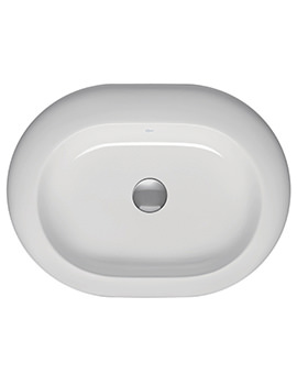 Related Ideal Standard SimplyU Natural 60cm Oval Vessel Basin - T014201