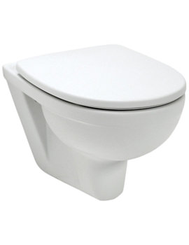 Refresh Wall Hung WC Pan 530mm - RE1738WH