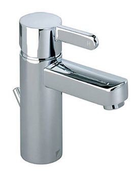 Roper Rhodes Insight Basin Mixer Tap With Click Waste Chrome - T991002