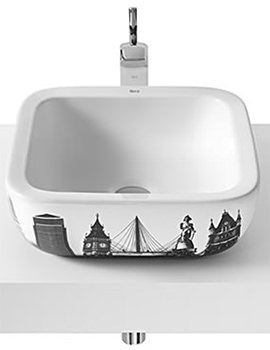 Urban London Countertop Basin 400 x 400mm - 32765L00U
