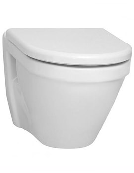 S50 Wall-Hung Short Projection WC Pan With Seat - 5320L003-0075